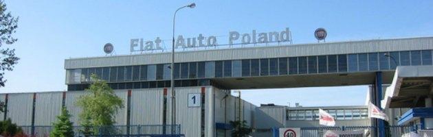 """Fiat, tagli anche all'estero: """"1.500 esuberi nello stabilimento in Polonia"""""""