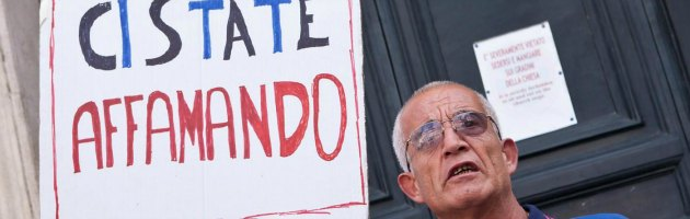Fiat Pomigliano Proteste
