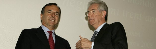 Elezioni 2013, Frattini lascia il Pdl e Ichino si schiera con Monti