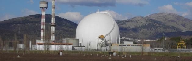 Disastro ambientale: c'è l'indagine sulla centrale nucleare del Garigliano