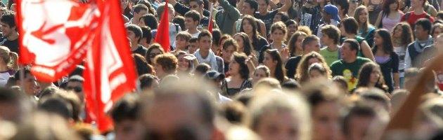 Lavoro, tasso disoccupazione giovanile a novembre 37,1%. Record dal '92