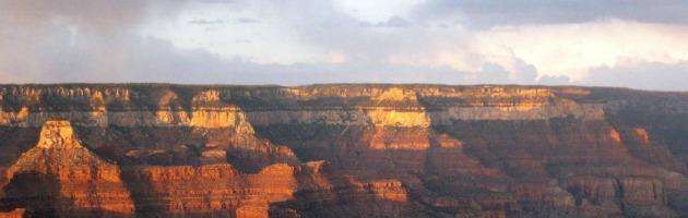 Usa, il Grand Canyon è antico quanto i dinosauri. Ha 70 milioni di anni