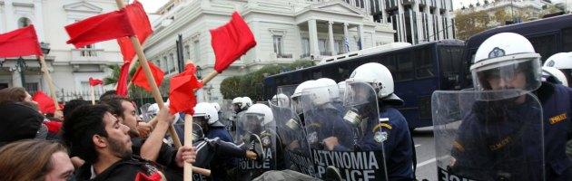 Grecia, scontri ad Atene per quarto anniversario morte Grigoropoulos
