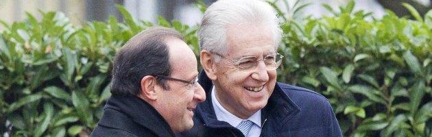 "Tav, c'è accordo Italia-Francia. Hollande: ""Grande infrastruttura europea"""
