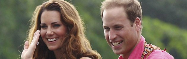 Kate Middleton incinta, in arrivo l'erede del principe William