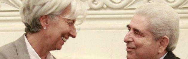 Fmi, il direttore Lagarde rischia l'incriminazione per lo scandalo Tapie