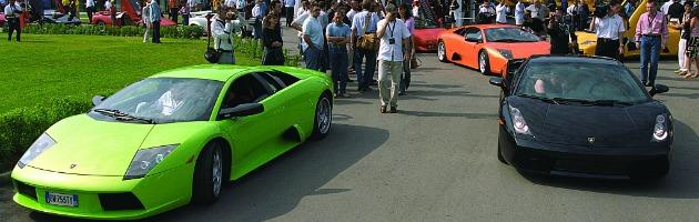 Lamborghini, l'anti Ferrari dove si dialoga con la Fiom e non si sciopera