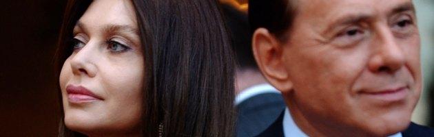 Berlusconi-Lario, separazione ufficiale: a lei 3 milioni al mese. A lui il patrimonio