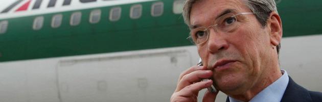 """L'ex ministro Lunardi, autore del progetto: """"Non ero in conflitto d'interessi"""""""