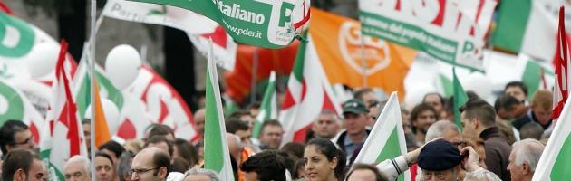 Elezioni 2013, sondaggio Tg La7: effetto primarie per il Pd, vola al 34,6%