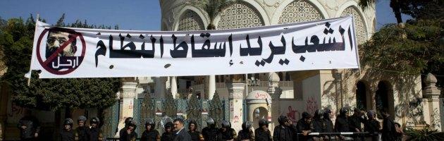 Egitto manifestazioni anti-Morsi