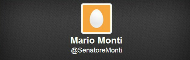 Dov'è l'Agenda Monti? Sito e profilo Twitter ancora senza contenuti