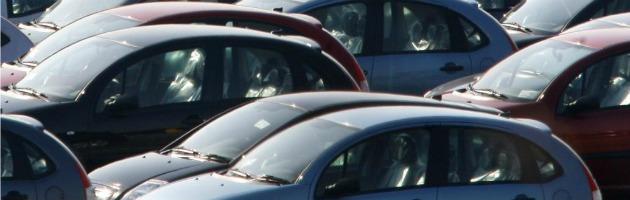 Auto, crolla il mercato a novembre: in un anno -20% di immatricolazioni