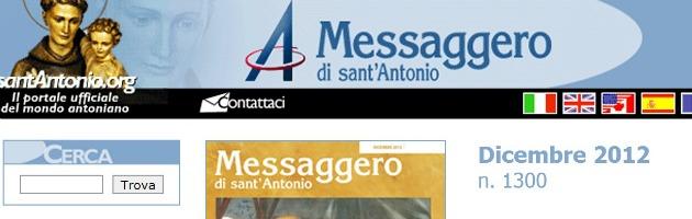 Messaggero Sant'Antonio