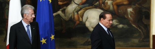 """Monti, non solo """"agenda"""". L'obiettivo è uscire dal ventennio berlusconiano"""
