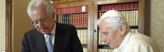 """Osservatore Romano, endorsement a Monti: """"Senso nobile della politica"""""""