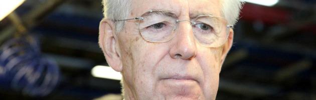 Elezioni, Monti fa i suoi conti: no alla lista centrista, obiettivo Quirinale o Ue