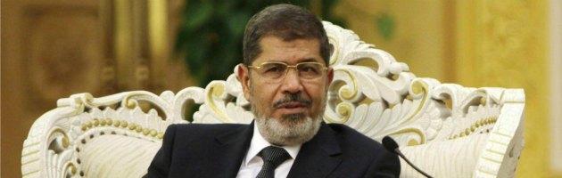 "Egitto, Morsi dà poteri di polizia per referendum. Oggi corteo ""islamista"""