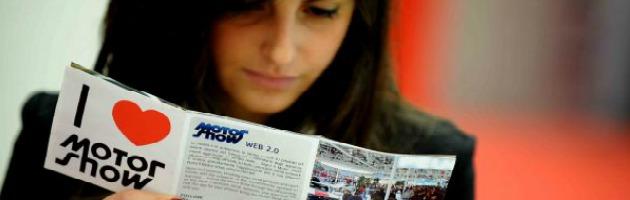 """Motor Show Bologna ultima chiamata, tra crisi nera dell'auto e futuro solo """"green"""""""