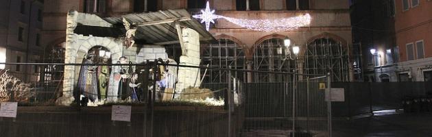 Natale nelle zone terremotate, tra vita nei container e paesi fantasma (foto e video)