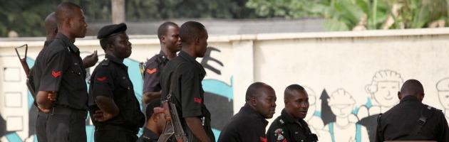 """Nigeria, rapiti tre marinai italiani. Farnesina: """"Incolumità ostaggi prioritaria"""""""