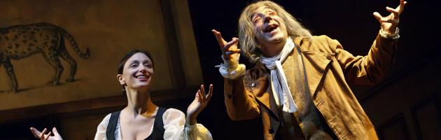Silvio Orlando è 'Il nipote di Rameau' all'Arena del Sole