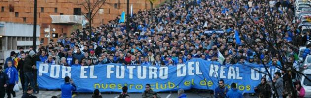 Dall'azionariato popolare al tycoon: la favola dell'Oviedo dura un giorno