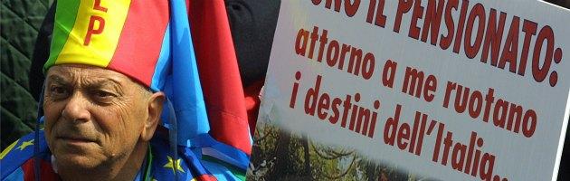 Nel 2013 niente adeguamenti a 6 milioni di pensioni: 'Colpa della riforma Fornero'