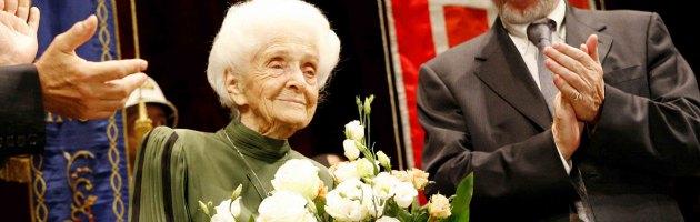 Roma: morta Rita Levi Montalcini, senatrice a vita e premio Nobel