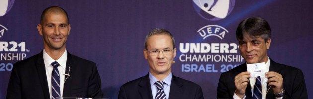 """Europei under 21 in Israele, appello di 60 calciatori: """"Si ritiri l'assegnazione"""""""