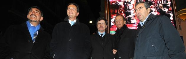 Il tesoro di Alleanza Nazionale? Finirà alla Nuova Forza Italia di Berlusconi