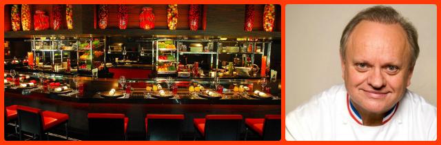 Il ristorante senza tavoli di Robuchon: un successo ovunque, tranne che in Italia