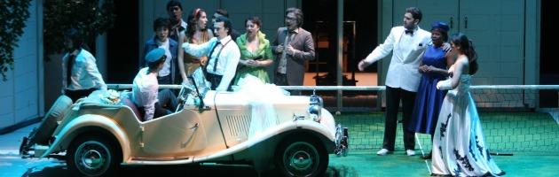 Nozze di Figaro a Modena con gli allievi della scuola di Mirella Freni