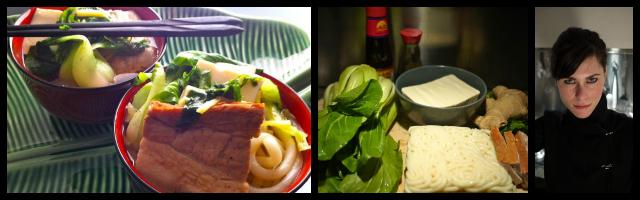 Le ricette di Alessia Vicari: l'umami, l'udon e il cavolo cinese