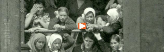 Shoah, video inedito sulla deportazione degli ebrei scovato da Home Movies