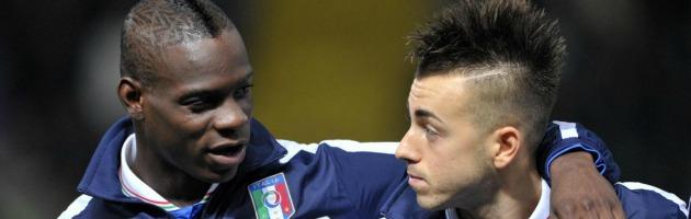 Mario Balotelli e Stephan El Shaarawy