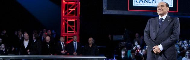 Cassaintegrazione, Consulta e decreti legge: le balle di Berlusconi da Santoro