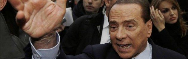 """Elezioni 2013, Berlusconi """"a Cinque Stelle"""": """"Basta soldi ai partiti e seggi dimezzati"""""""