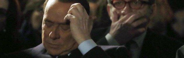Silvio Berlusconi alla Giornata della Memoria