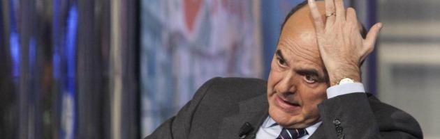 """Elezioni, Bersani cambia idea: """"No alla patrimoniale, non sono Robespierre"""""""