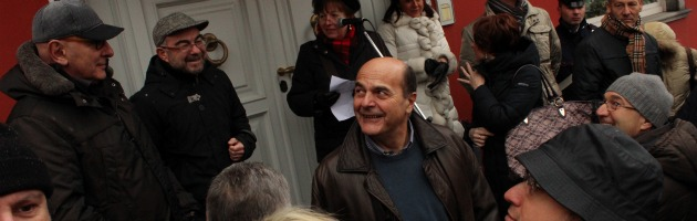 Elezioni 2013, Bersani riparte da Bettola. E attacca Monti e Berlusconi