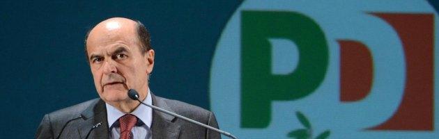 """Bersani: """"Rivedere spesa per F35"""". Il primo febbraio comizio con Renzi"""