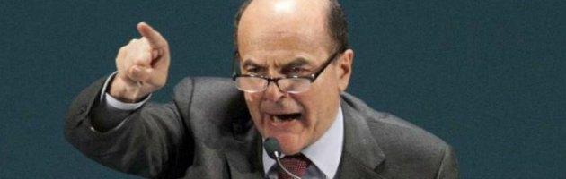 """Bersani nega patto di desistenza con Ingroia: """"Non mi metto a contrattare"""""""