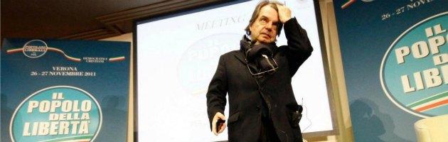 """Brunetta: """"Monti vuol far fuori me e Fassina? Impazzito e arrogante"""""""