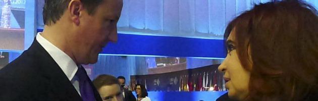 """Falkland-Malvinas, riscoppia la """"guerra fredda"""": """"Il colonialismo è finito"""""""