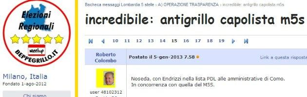 Italia futura lista monti candidating