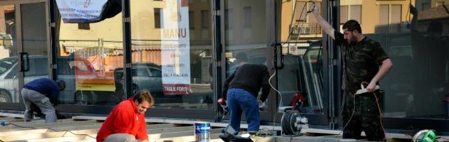 Terremoto Emilia, ricostruzione bloccata. Mancano i moduli per il risarcimento