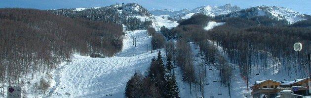 Valanga a Cerreto Laghi, ritrovato lo sciatore disperso