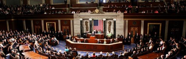 Stati uniti nel nuovo congresso pi religioni ma anche for Senato composizione