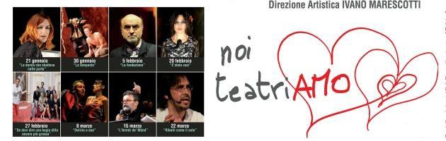 Teatro di Conselice: il 2013 riparte con Massironi, Impacciatore e Bucci/Sgrosso